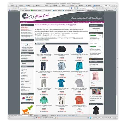 Bezoek webwinkel IkenmijnKind.nl