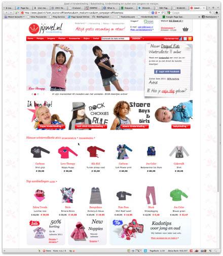 Bezoek webwinkel Jijwel.nl